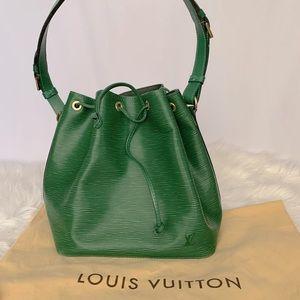 Louis Vuitton petit now epi